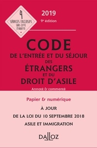 Deedr.fr Code de l'entrée et du séjour des étrangers et du droit d'asile Image