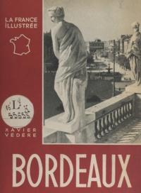 Xavier Védère et Jean Dieuzaide - Bordeaux.