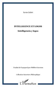 Intelligence et logos - Inteligancia y logos.pdf