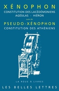 Constitution des Lacédémoniens - Agésilas - Hiéron.pdf
