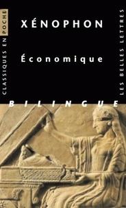 Xénophon - Economique - Edition bilingue français-grec.