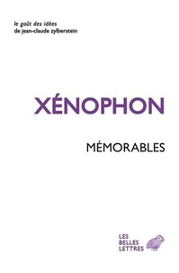 Xénophon - Mémorables.