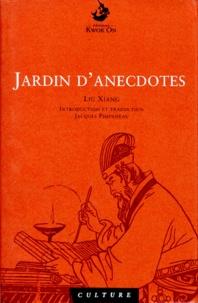 Xiang Liu - Jardin d'anecdotes.