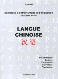 Langue chinoise - Exercices dentraînement et dévaluation deuxième niveau.pdf