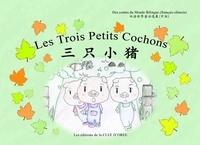 Xiaochen Zhao - Les trois petits cochons.