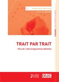 Xiaofei Du et Vital Trizna - Trait par trait - Plus de 1 600 sinogrammes détaillés.