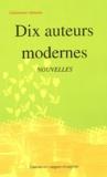 Xiaosheng Gao - Dix auteurs modernes.