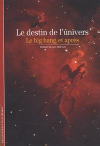 Le destin de lunivers - Le big bang et après.pdf