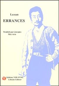 Xun Lu - Errances.