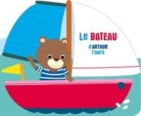 XXX - À l'aventure - Le bateau d'Arthur l'ours.