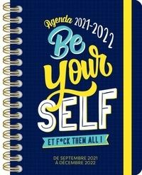 XXX - Agenda 2021-2022 Be yourself.