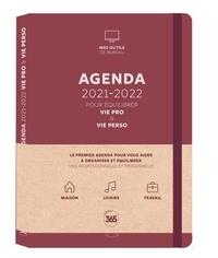 XXX - Agenda 2021-2022 pour équilibrer vie pro & vie perso.