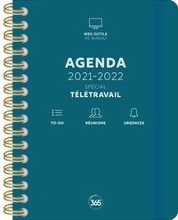 XXX - Agenda 2021-2022 spécial télétravail.