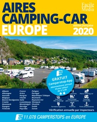 XXX - Aires Camping-Car Europe 2020 - Airescampingcareurope2020.