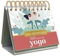 XXX - Almaniak 365 jours de yoga.