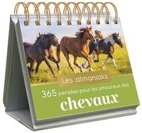 XXX - Almaniak 365 pensées pour les amoureux des chevaux.