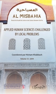 XXX - Applied Human Sciences Challenged by local Problems - 12.