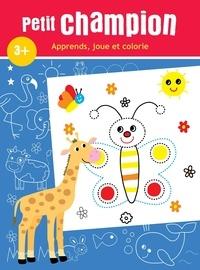 XXX - Apprends, joue et colorie 3+.