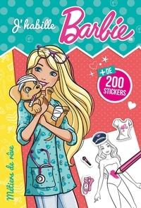 XXX - Barbie - J'habille - Métiers de rêve.