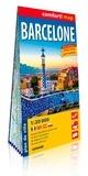 XXX - Barcelone 1/20.000 (carte grand format laminée) - Barcelone120000cartegrand.