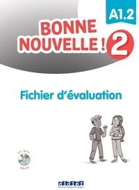 XXX - Bonne nouvelle ! Niv .2 - Fichier d'évaluation + CD.