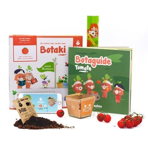 XXX - Botaki | Kit Activité Semis Tomate - Semer des graines de tomate.