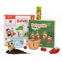 XXX - Botaki   Le kit prêt à semer tomate - Le kit qui connecte les enfants à la nature !.
