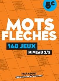 XXX - Cahier de Jeux Mots fléchés.