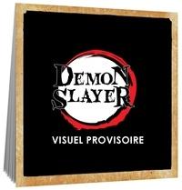XXX - Calendrier 2022 Demon Slayer.