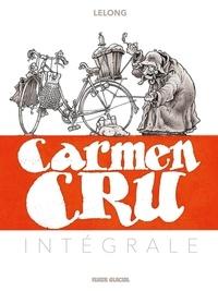 XXX - Carmen Cru 0 : Carmen Cru - Intégrale Grand format.