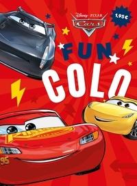 XXX - CARS - Fun colo - Disney Pixar.