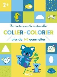 XXX - Coller et colorier 2+.
