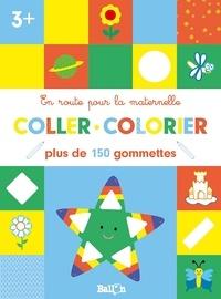XXX - Coller et colorier 3+.