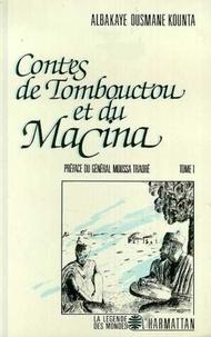 XXX - Contes de tombouctou et de macina - tome 1.