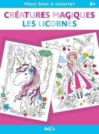 XXX - Créatures magiques et licornes.