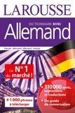 XXX - Dictionnaire mini allemand.