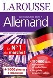 XXX - Dictionnaire mini plus allemand.