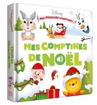 XXX - DISNEY BABY - Mes premières comptines - Noël.