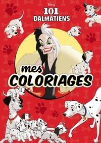 XXX - DISNEY CLASSIQUES - Mes coloriages - Les 101 Dalmatiens.