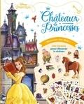 XXX - DISNEY PRINCESSES - Châteaux de princesses - Bienvenue chez Belle.