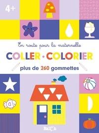 XXX - ERPM - Coller et colorier 4+.