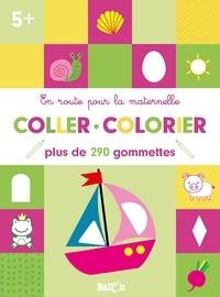 XXX - ERPM - Coller et colorier 5+.