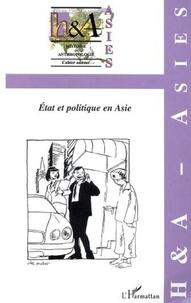 XXX - Etat et politique en asie.