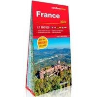 XXX - France 2022 1/1m (carte grand.