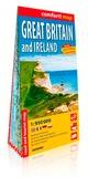 XXX - Grande-bretagne et irlande (ang) 1/950.000 (carte - Grandebretagneetirlandean.