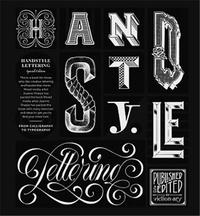 XXX - Handstyle Lettering Boxset edition /anglais.