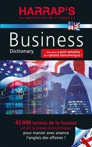 XXX - Harrap's Dictionnaire business.