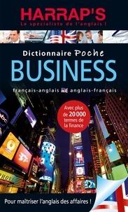 XXX - Harrap's dictionnaire poche business.