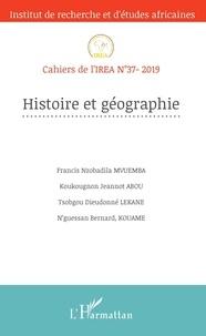 Ebook pour smartphone télécharger Histoire et géographie  - 37 par XXX in French 9782343195452 MOBI DJVU