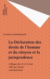 XXX - Iad - declaration droits homm.& jurisprud..